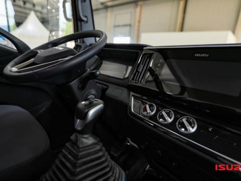 缓解驾驶疲劳 江西五十铃翼放轻卡打造极致舒适性