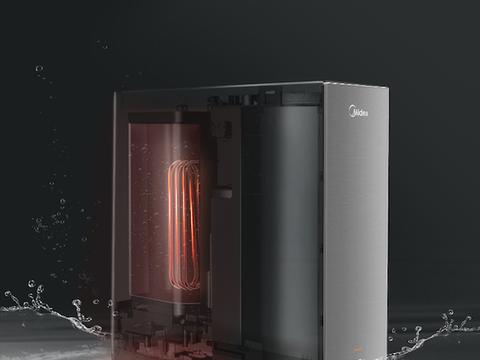 美的悦净净水机——纯净温热,时刻畅享
