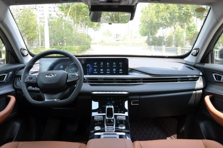 奇瑞这台旗舰SUV太好看了,12.49万就能入手!