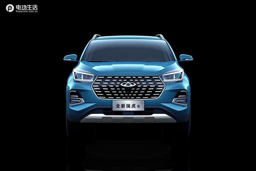 补贴后10.88-13.78万元 改款瑞虎e纯电SUV升级上市