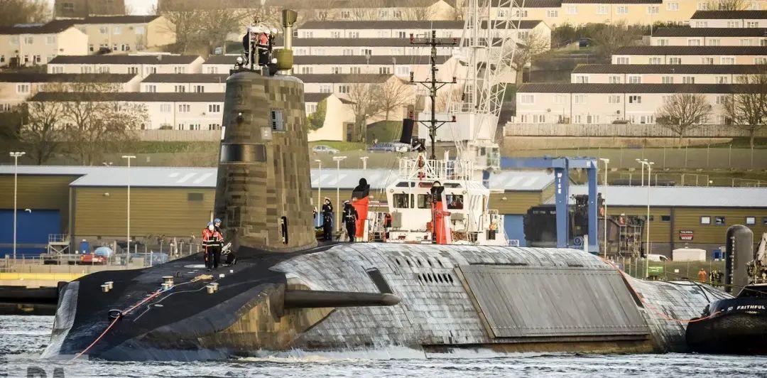 英军核潜艇访美后35人感染新冠 都去过脱衣舞俱乐