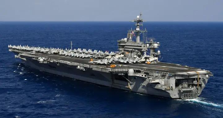 """美国正在调查""""西奥多·罗斯福""""号航母水兵自杀事件"""