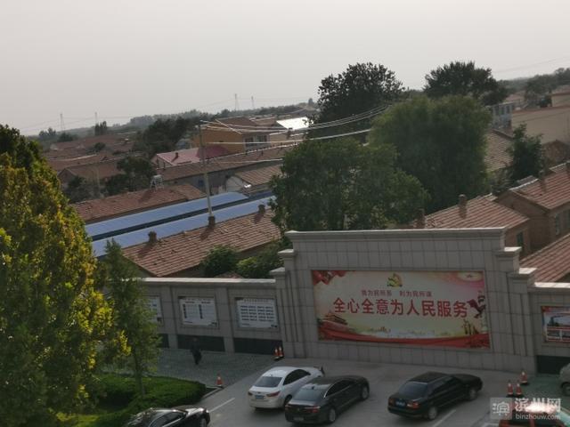 沾化区泊头镇推进基层安居工程实施