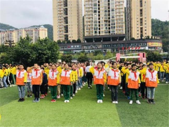 关岭自治县:开展2020年中国少年先锋队建队日活动