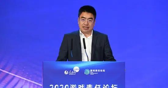 腾讯游戏张巍:不断完善未成年人保护体系 创造更多正向价值