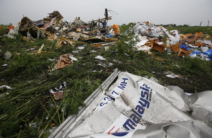 俄罗斯外交部:俄退出马航MH17航班坠毁事件三方磋商