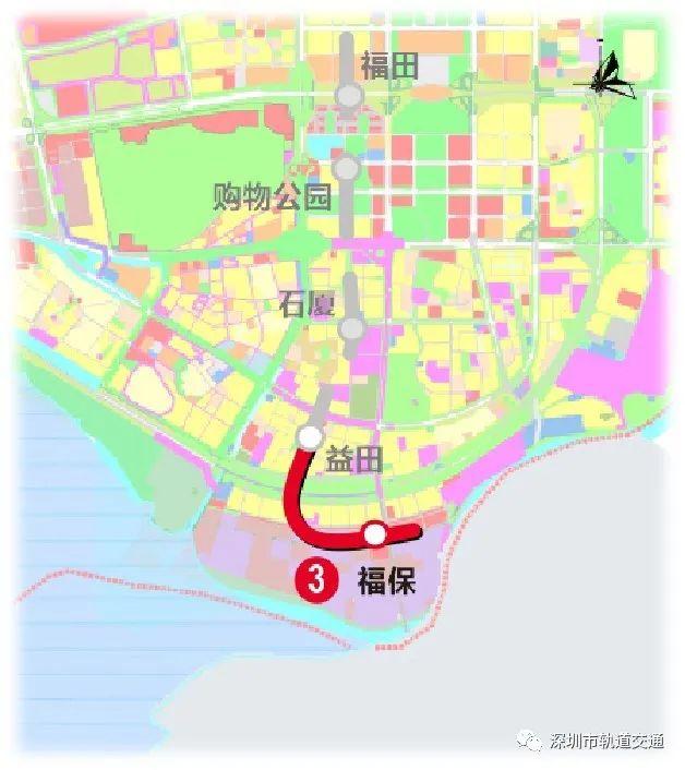 3号线南延即将开通,福保上班族搭地铁通勤要实现了!