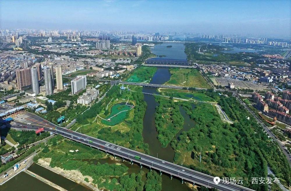 Xi安:74公里系列自然景观和人文景观这条绿道是意料之中的