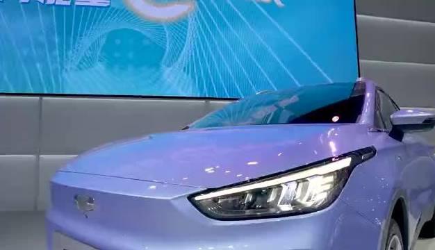 几何C魅力无限,成为2020年粤港澳大湾区车展的C位担当
