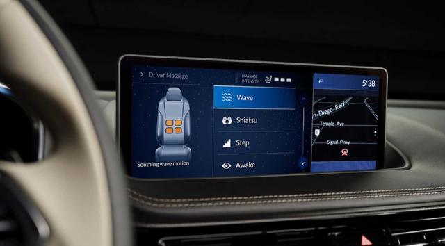 讴歌全新MDX原型车官图发布 2021年初上市销售