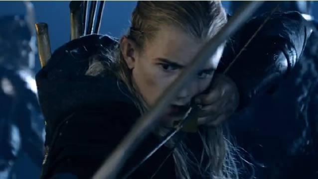 """HBO Max发布《指环王》系列""""精灵王子""""混剪……"""