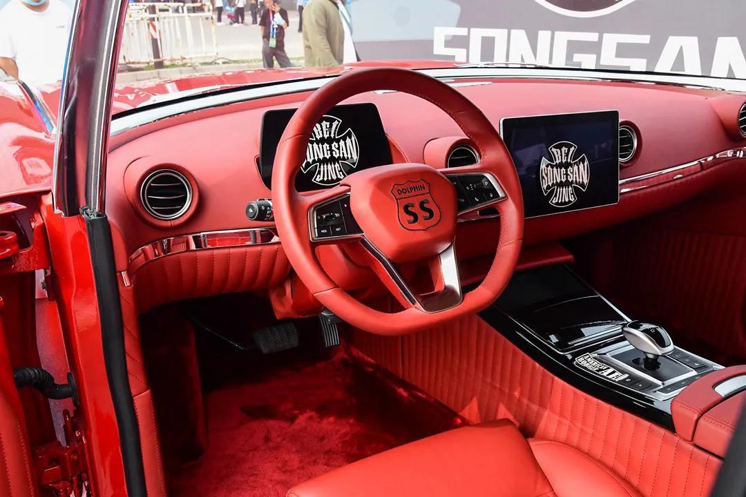 进口375万 国产不到60万!这辆传奇车竟然用比亚迪发动机!