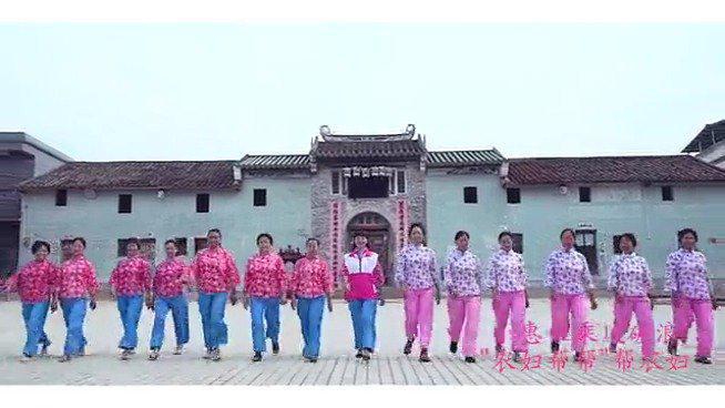 来!欣赏惠州 惠城墨园村版的《乘风破浪的姐姐》