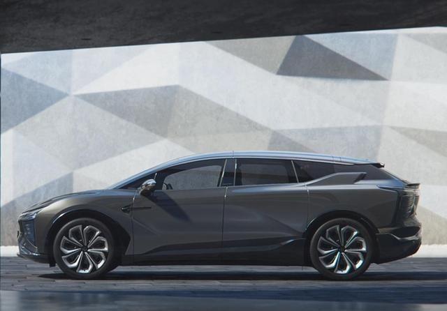 全新高合HiPhiX震撼来袭,可进化超跑SUV,科技定义豪华