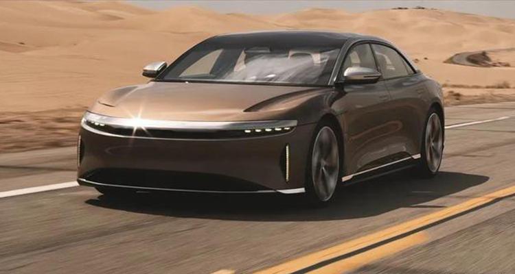 对标特斯拉,6.99万美元起!美国造车新势力首款新车发布