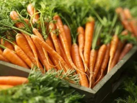 胡萝卜和此物搭配一起吃,降低血压美容养颜,有啤酒肚的人最合适