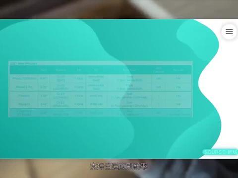 120Hz高刷屏加持!iPhone 13将采用LTPO背板技术