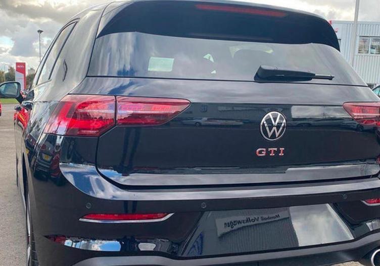 大众全新一代高尔夫GTI最新实拍曝光 有望明年引入国内