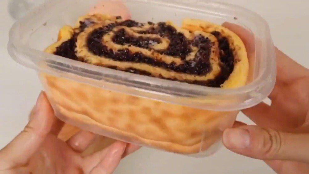 虎皮蛋糕做法