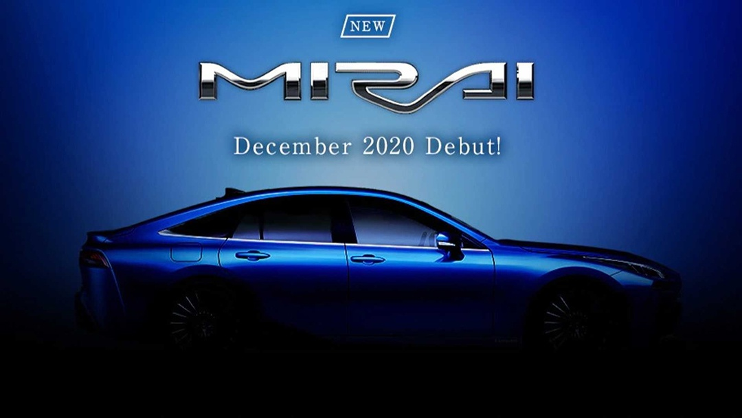 12月份亮相/明年上市 丰田全新一代Mirai量产版谍照