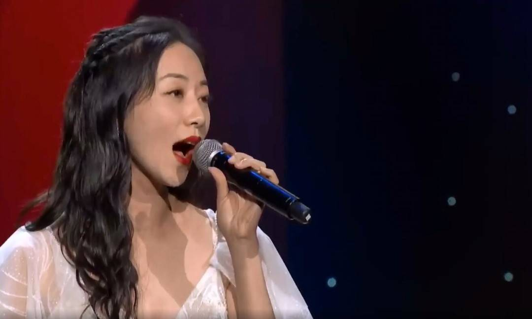 四川达州原创歌曲《再唱小白杨》在北京唱响
