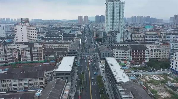 """""""中国最年轻城市""""浙江龙港宣布:将全面放开城镇落户限制图片"""
