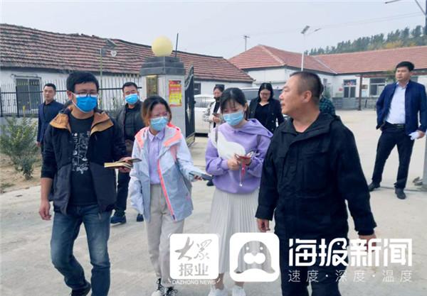 【脱贫路上看烟台】牟平区王格庄村:小山村里建起了樱桃暖棚
