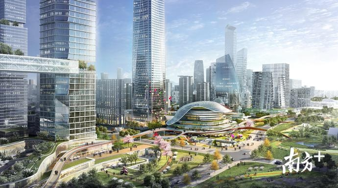 大鹏新区CBD建设提速!葵涌三溪城市更新迈出重要一步