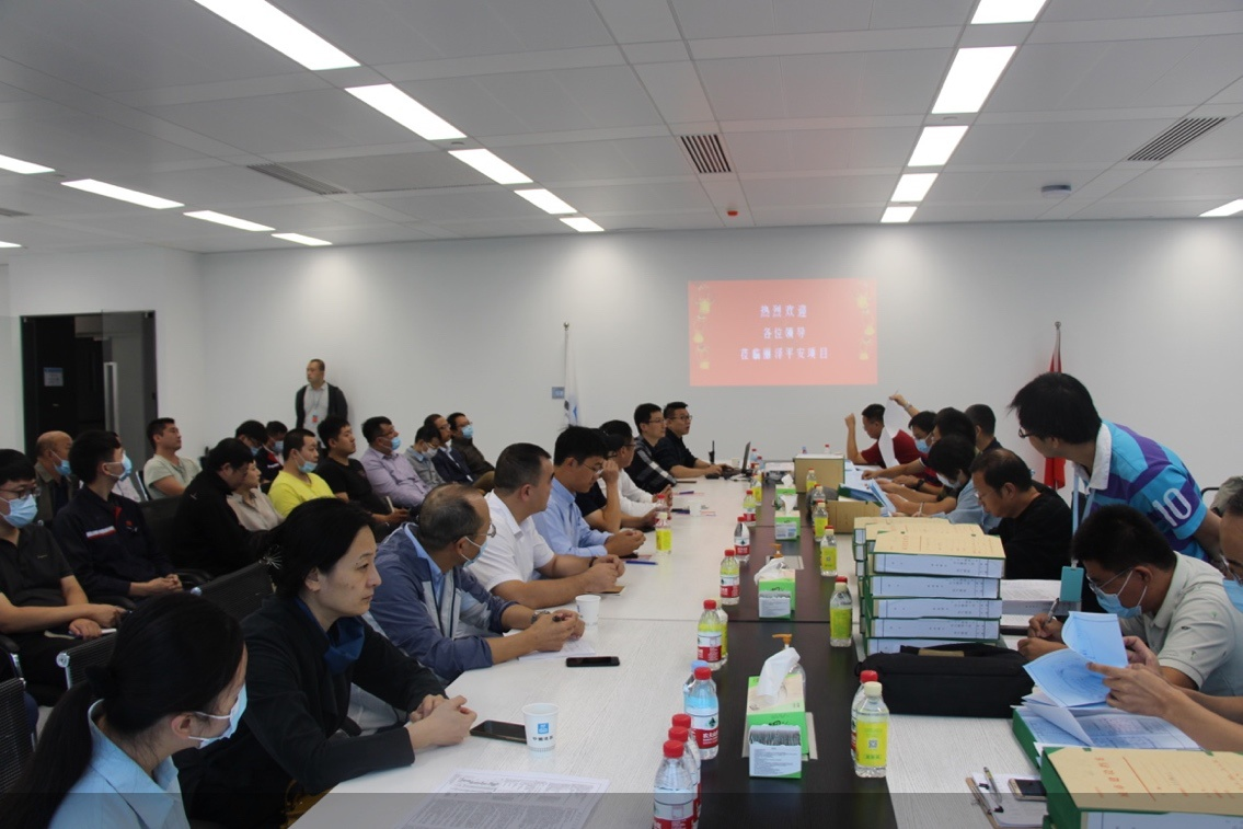 一次通过!北京丽泽平安金融中心顺利完成消防验收