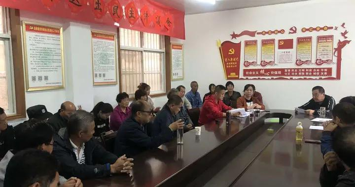 华阴市岳庙街道高标准高质量推进2020年度贫困退出工作
