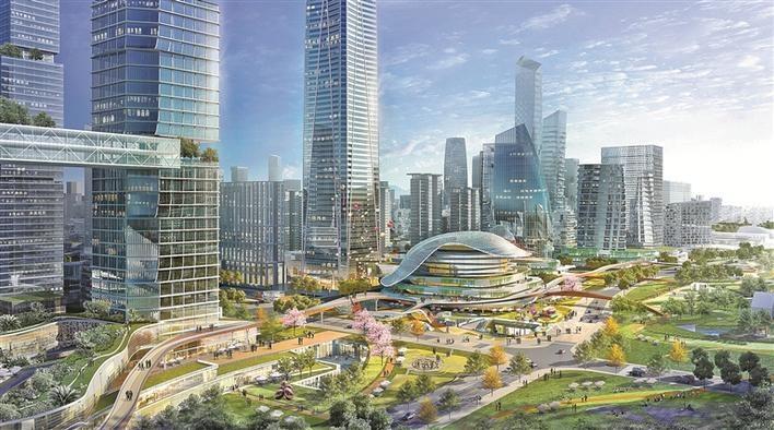 葵涌推进32个城市更新单元建设再造新城
