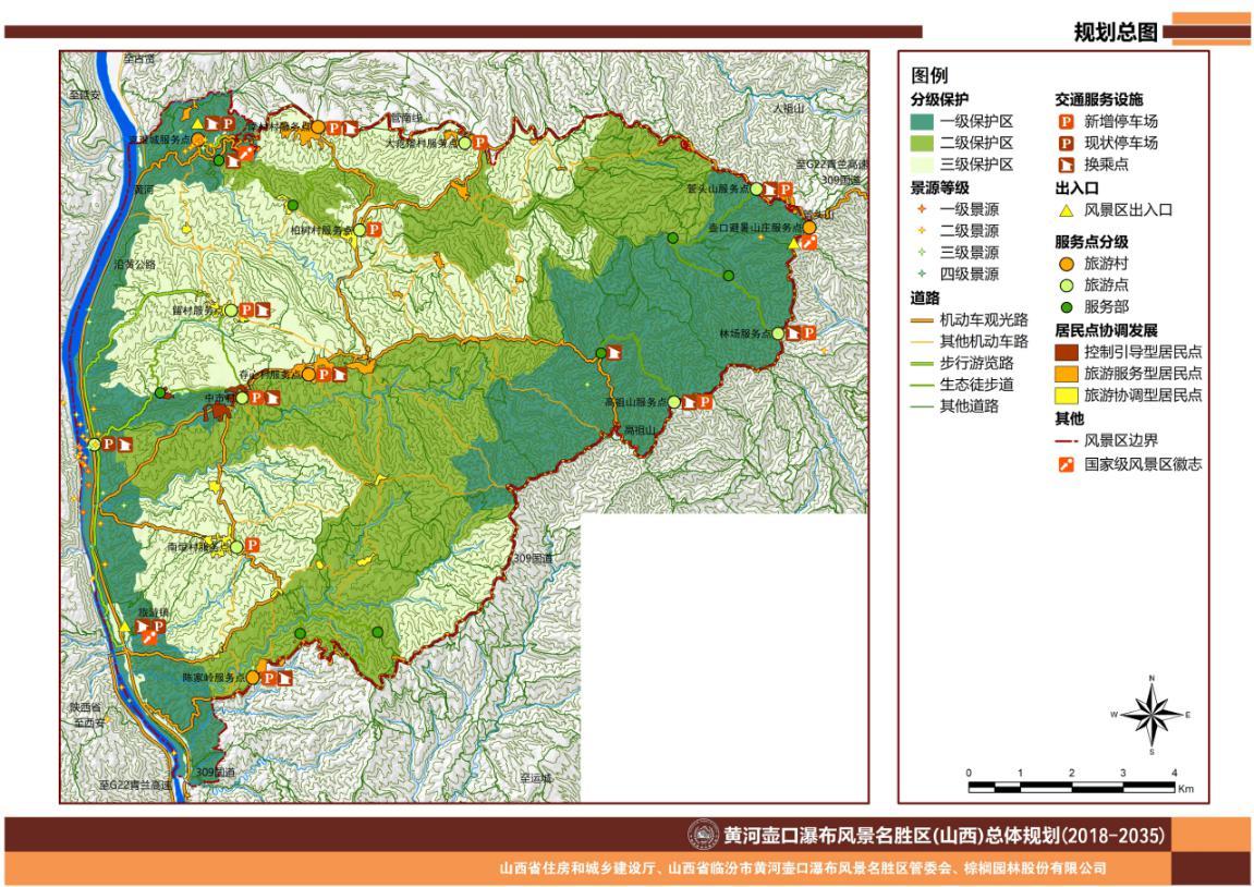 关于《黄河壶口瀑布(山西)风景名胜区总体规划(2018-2035年)》的公示