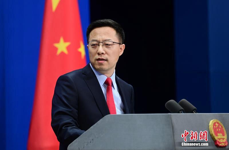 """反华""""枪手""""诋毁中国治疆政策 中方:希望并相信国际社会能够明辨是非"""