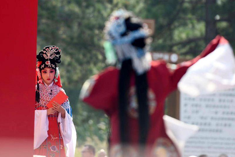 2020中国戏曲文化周10月23日亮相园博园,看点来了图片