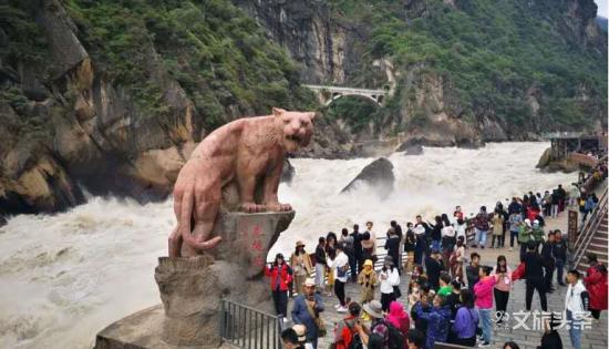 迪庆州国庆黄金周接待游客39.54万人次,多措并举保安全促旅游