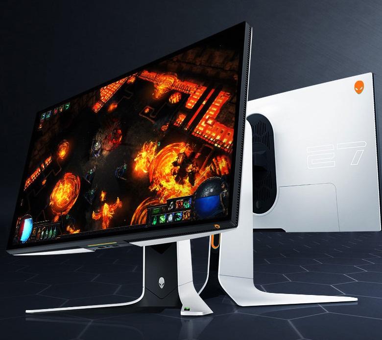 外星人推出 Nano IPS 电竞显示器:2K 240Hz,98% DCI-P3 色域