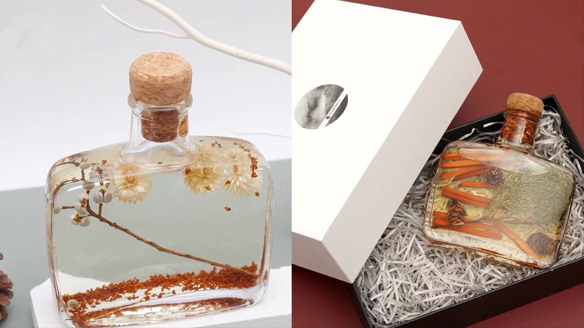 好物│秋天最甜的味道,是空气中醉人的桂花香图片