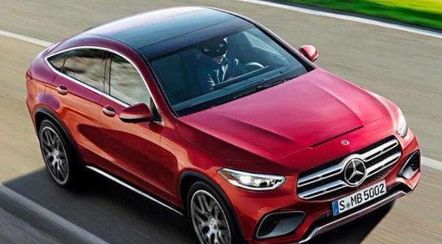 全新国产奔驰GLC车型曝光 新车将搭载1.5T发动机