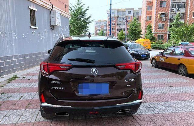 28万预算,本田URV和讴歌CDX懂车人会选谁,车主:都开过就明白了