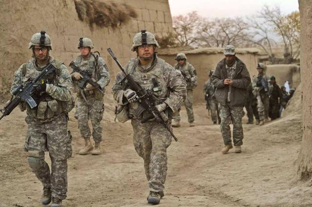 美军扛不住了?特朗普宣布撤军计划,或成为美国的另一场越南战争