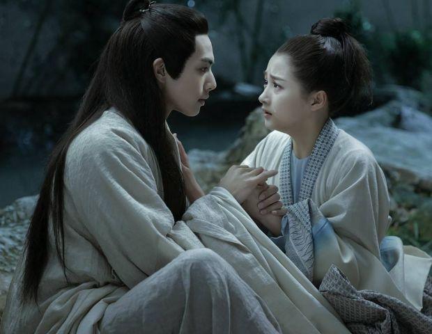 """""""明明是主角镜头却不多""""的五部剧,郑爽占一部,而她14集才出场"""