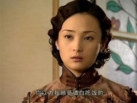 《半生缘》毁了妹妹曼桢一生的曼璐,也只是个可怜人而已!