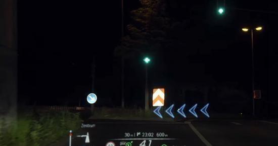 MBUX系统升级新一代奔驰S级部分配置曝光