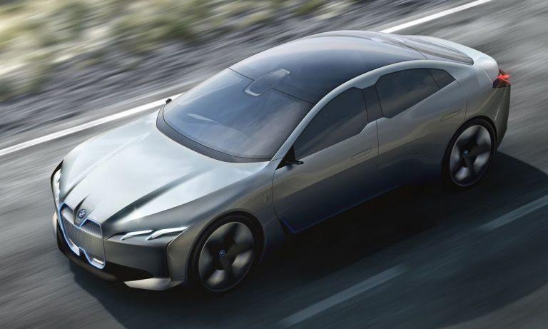宝马全新电动汽车即将亮相法兰克福车展