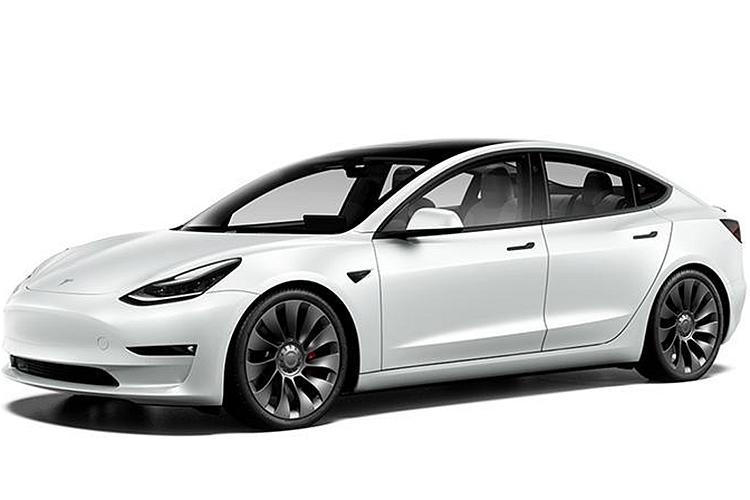 续航提升/设计微调,美官网上线新Model 3,性能更强