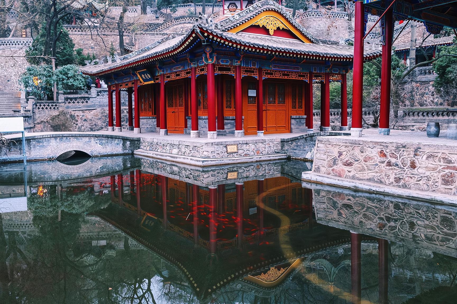 西安临潼华清池,与北京颐和园齐名的皇家园林,门票120值吗?