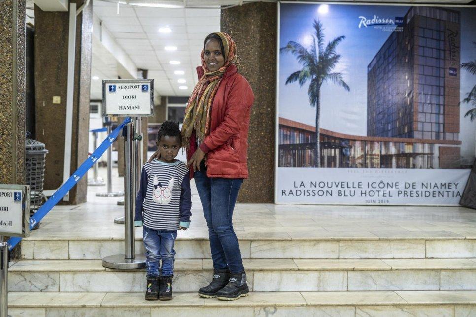 暂停七个月后 联合国难民署从利比亚撤出难民航班恢复