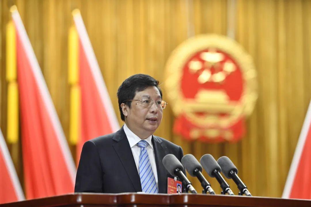中央候补委员胡衡华任陕西省委副书记图片