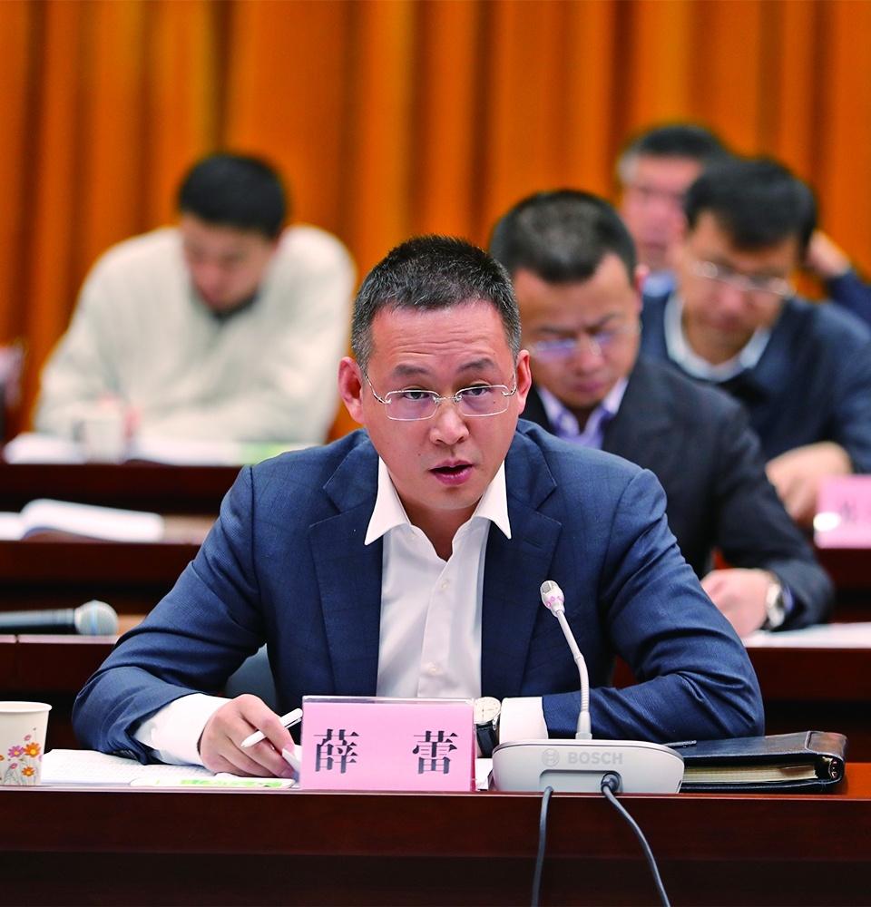 【凝心聚力高质量发展】西安铂力特增材技术股份有限公司董事长薛蕾:坚定不移实施创新驱动发展战略