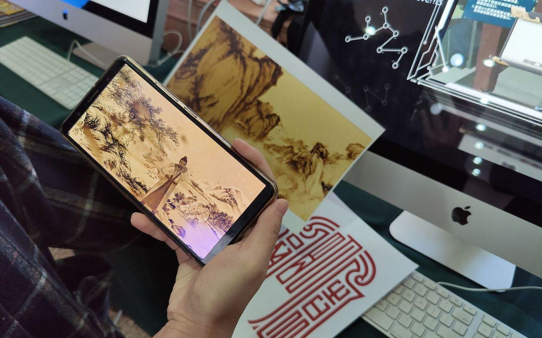 互动浏览景点、生肖做成机甲,圆明园与高校合作有了最新成果